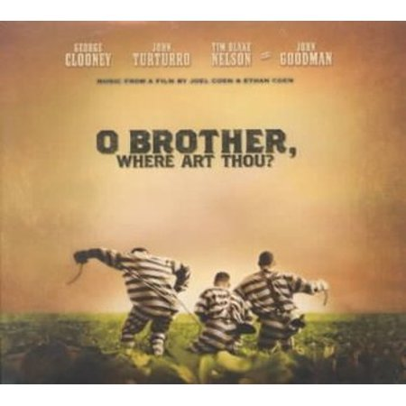 Various Artists - O Brother, Where Art Thou? (Soundtrack) (CD) (Halloween 3 Soundtrack Cd)