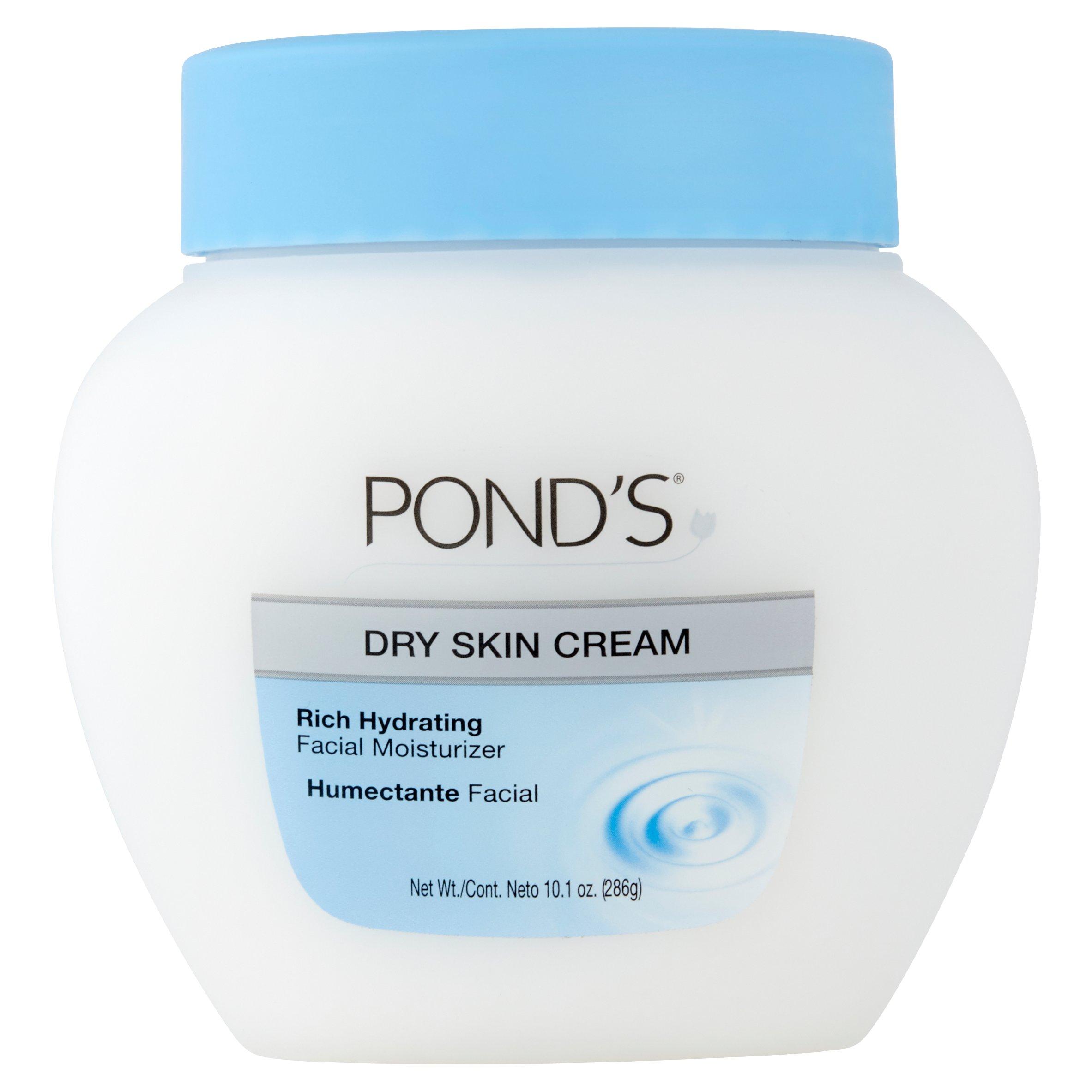 Pond's Facial Moisturizer Dry Skin Cream, 10.1 oz - Walmart.com