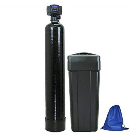abcwaters built fleck 5600sxt 48,000 black water softener w/upgraded 10% resin + hardness test + install