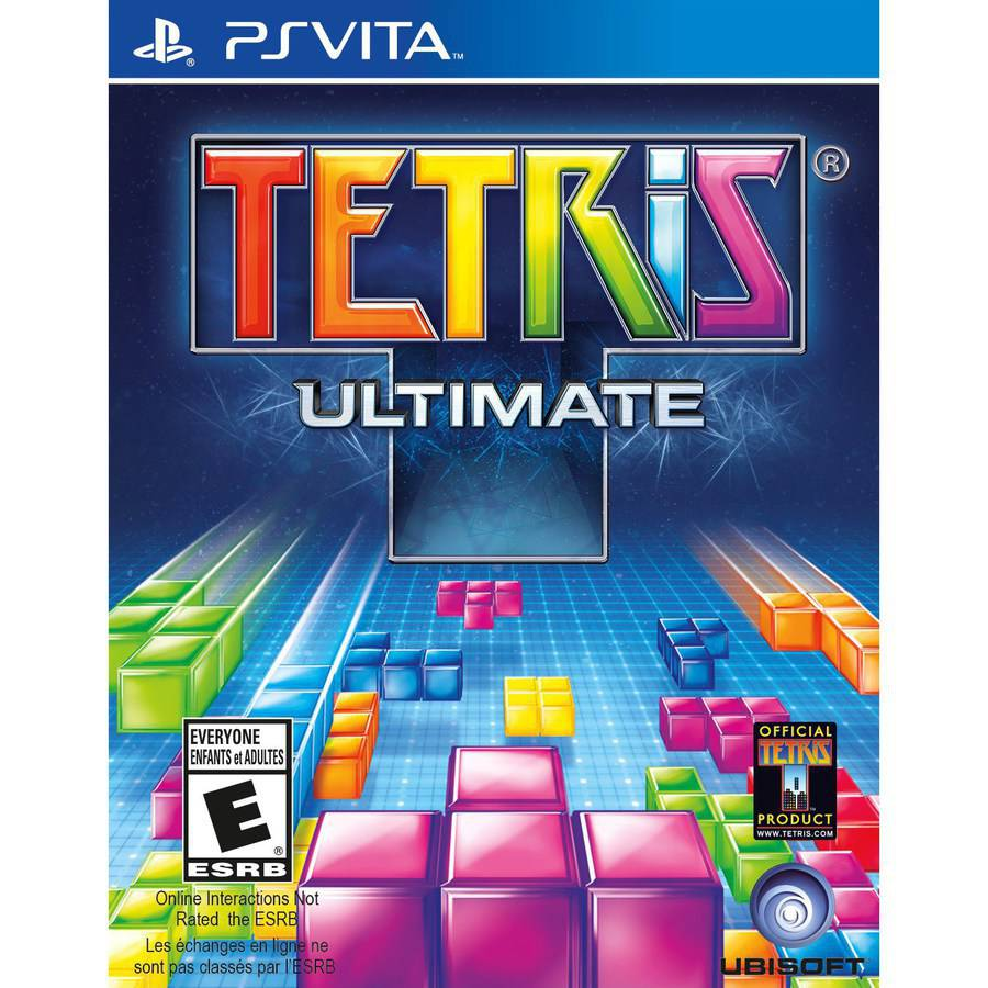 Tetris Ultimate PSV
