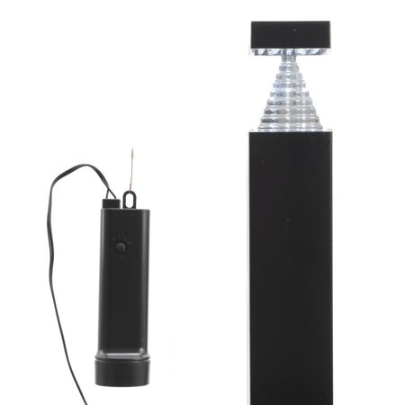 19 Quot Cool White Led Durawise Battery Operated Outdoor