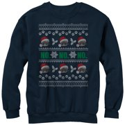 Grumpy Cat Women's No Ugly Christmas Sweater Sweatshirt