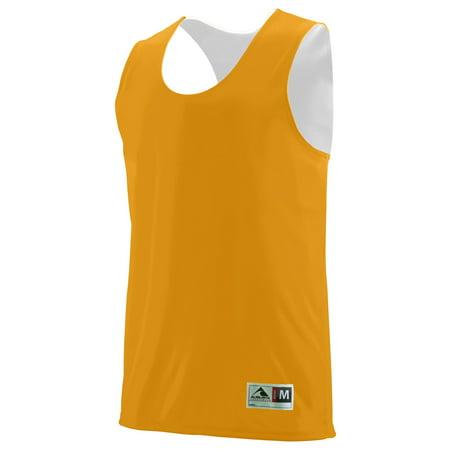 Augusta Sportswear 148 Practice Uniform Jersey Wicking Polyester Reversible Sleeveless Men's
