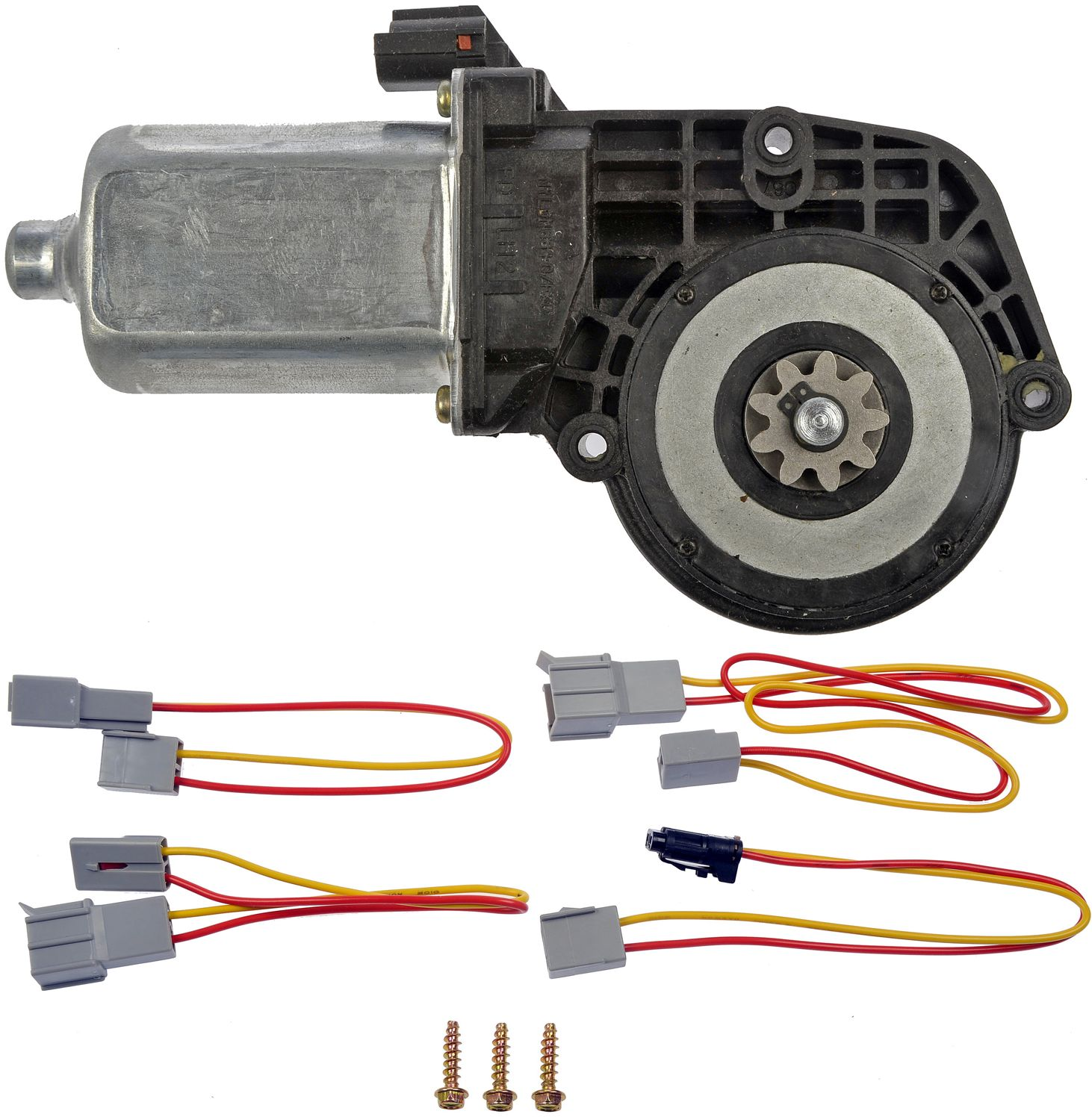 Dorman Power Window Motor, #DOR742-251