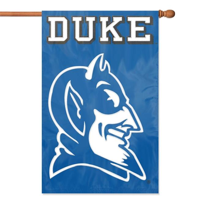 Party Animal, Inc. AFDU Duke - Applique Banner Flag - Duke