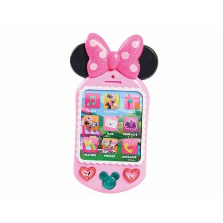 Minnie Mouse Why Hello! Cell Phone, By JP Mickey Minnie ()