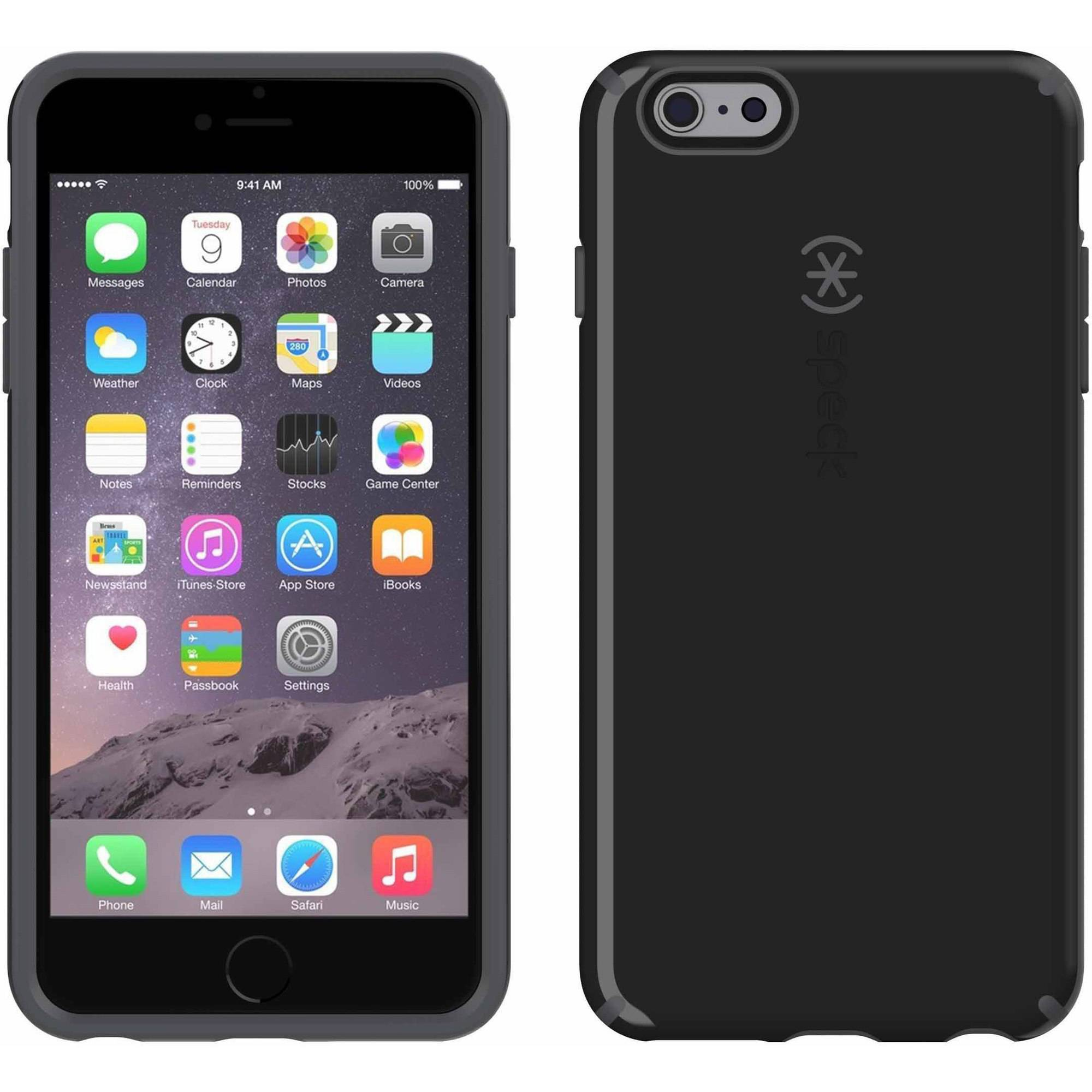 iPhone 6/6s plus Speck candyshell case, black,slate grey