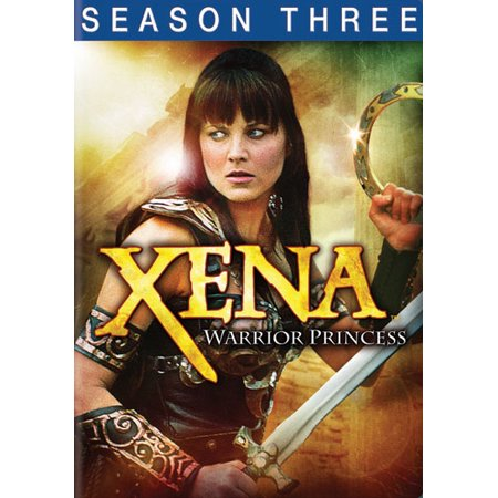 Xena  Warrior Princess   Season Three  5 Discs   Dvd