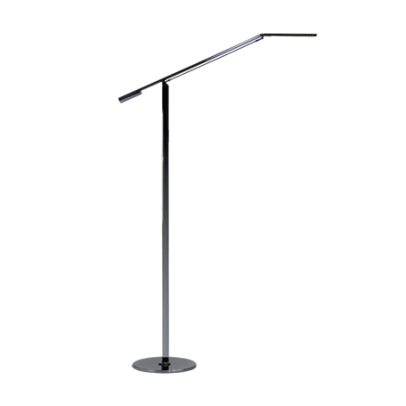 Koncept-ELX-A-W-CRM-FLR-Equo - 56.75 6W 1 LED Floor Lamp  Warm ()