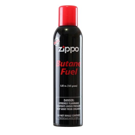Butane Lighter Fuel (Zippo Butane Fuel, 5.82 oz., 165)