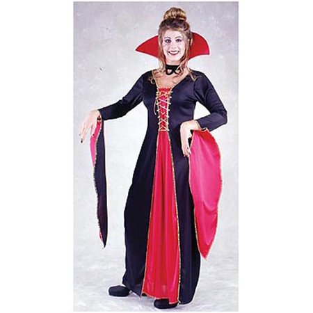 Adult Victorian Vampiress Costume FunWorld 1009