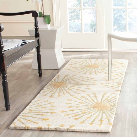 Safavieh Bella Owen Bursting Wool Area Rug or Runner