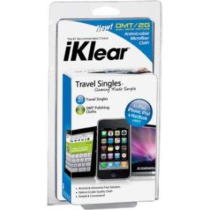 Iklear Travel Singles (iKlear Travel Singles - Non-toxic, Non-flammable, Anti-static, Ammonia-free,)