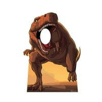 Advanced Graphics 2896 62 x 45 in. Dinosaur Standin Cardboard Cutout Standup