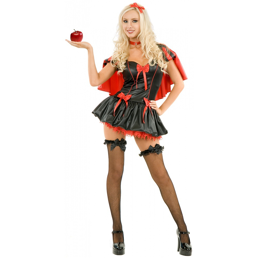 Darkside Snow White Adult Costume - X-Small