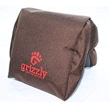 Grizzly Camera Bean Bag (MEDIUM-DARK BROWN), Photography & Video Bean Bag, Camera Support, Camera Sandbag, Spo (Camera Bean Bag)