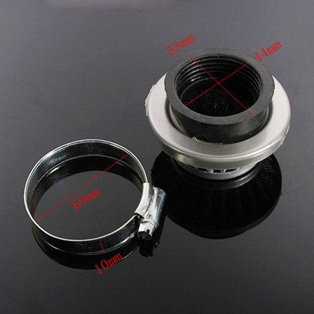 Mini Motorcycle Scooter Dirt Pit Bike QUAD ATV 44mm Air Filter 47cc 49cc Engines - image 2 of 7