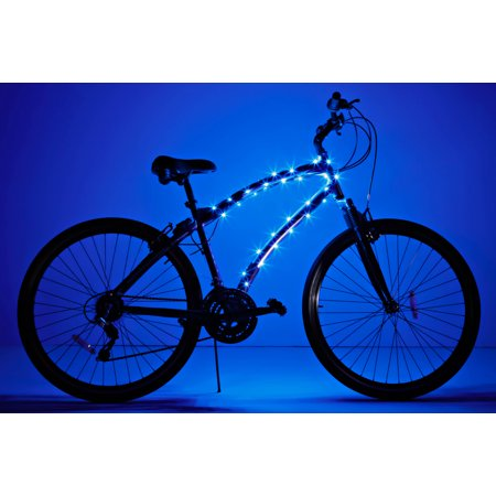 - Brightz, Cosmic Brightz LED Bicycle Frame Light, Blue