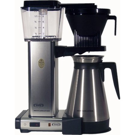 Technivorm Kbgt 741 Moccamaster Thermo Coffeemaker