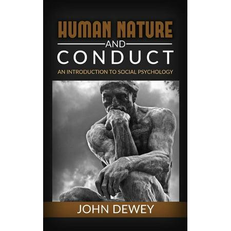 Human Nature And Conduct - eBook