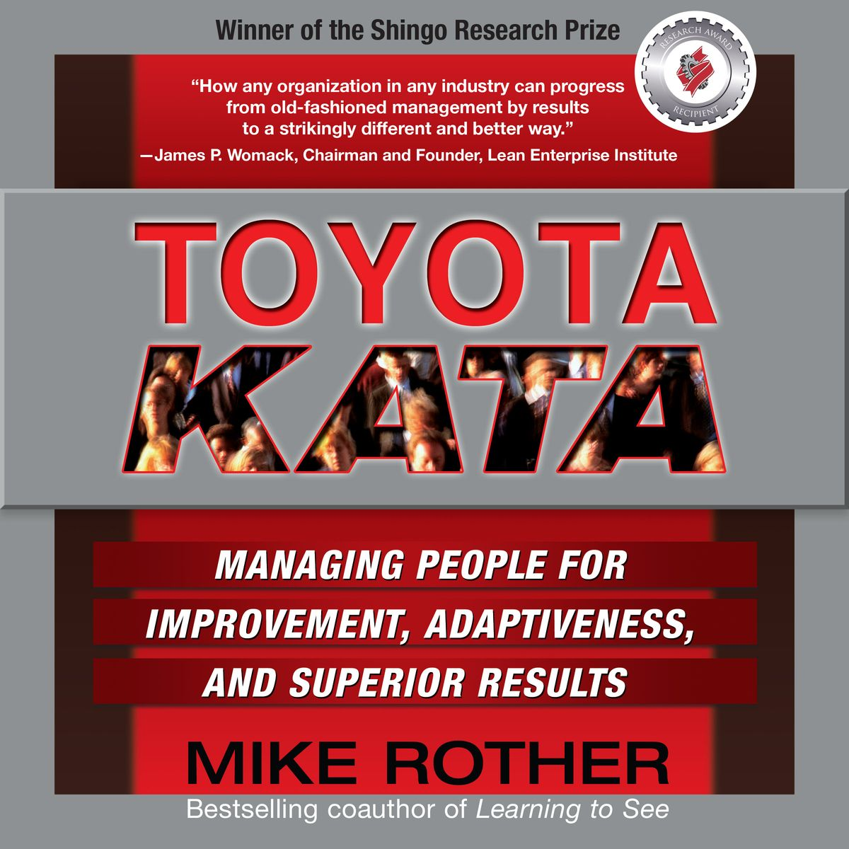 Toyota Kata: Managing People for Improvement, Adaptiveness and Superior Results - Audiobook