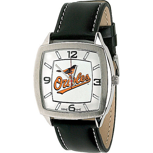 Game Time MLB Baltimore Orioles Retro Series Watch