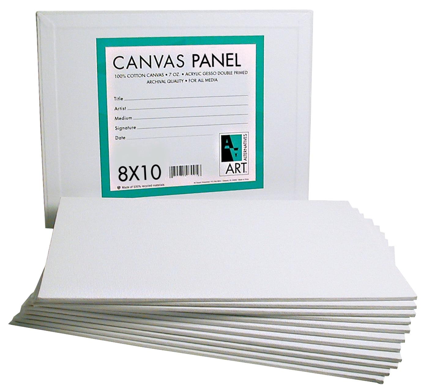 CANVAS PANEL 8x10