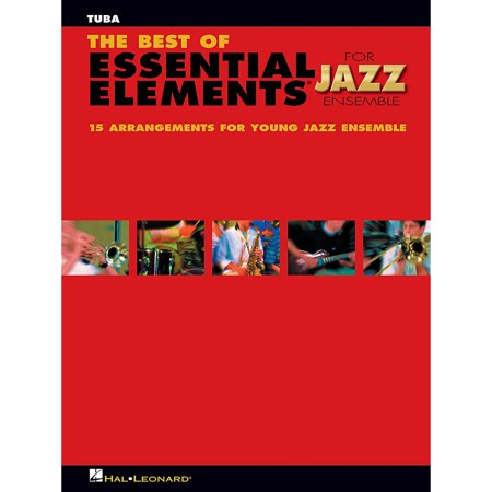 Hal Leonard The Best of Essential Elements for Jazz Ensemble (Tuba (B.C.)) Jazz Band Level 1-2 by Michael - Adult Toys Tulsa