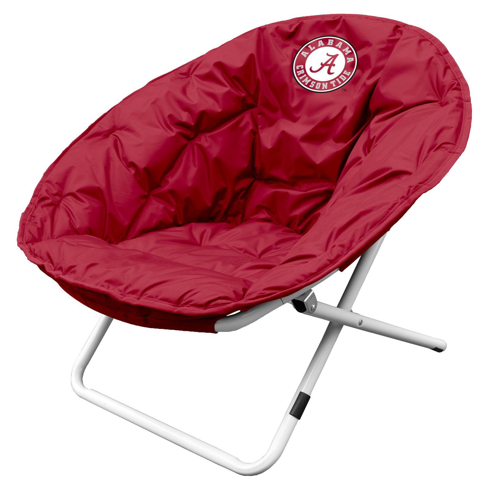 Logo Chair NCAA Collegiate Folding Sphere Chair
