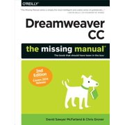 Dreamweaver CC: The Missing Manual - eBook