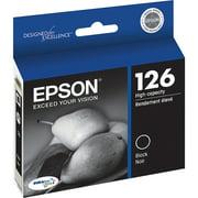 Epson 126 High-capacity Black Ink Cartridge