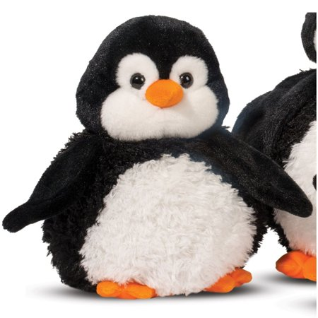 Douglas Cuddle Toys Medium Foster Black Penguin, 11
