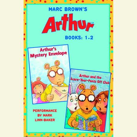 Marc Brown's Arthur: Books 1 and 2 - Audiobook](Marc Brown Arthur Halloween)