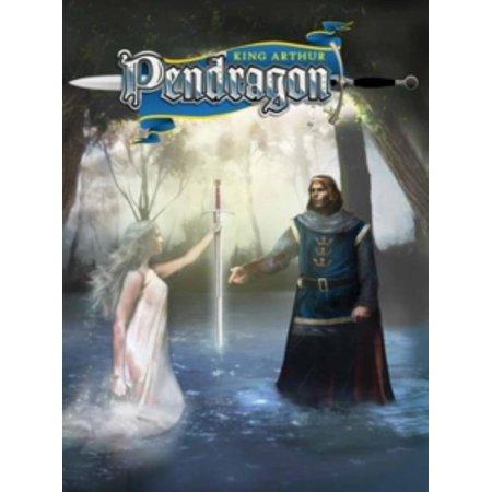 King arthur pendragon core rule book 5. 2 edition hardcover.