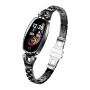 Smart Watch Fashion Luxury Women Bracelet Band Waterproof Heart Rate Blood Pressure Monitor Pedometer Sleep Sport Tracker
