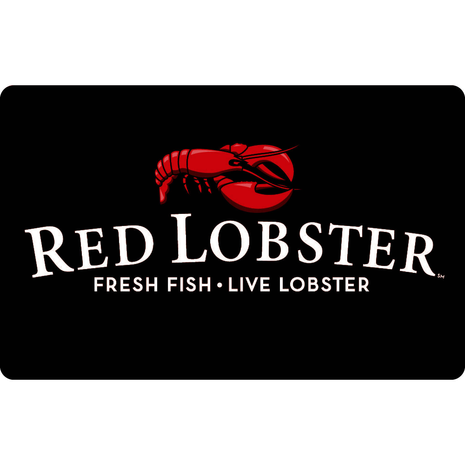 Red Lobster $25 Gift Card