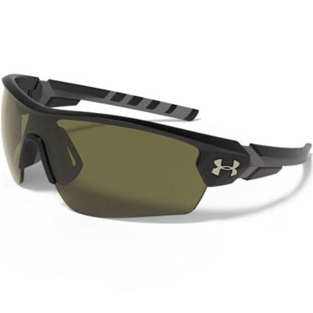 Under Armour Rival Sunglasses Satin Black/Game (Under Armour Golf Sunglasses)