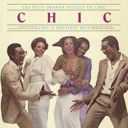 Les Plus Grands Succes De Chic: Chic's Greatest (Vinyl)