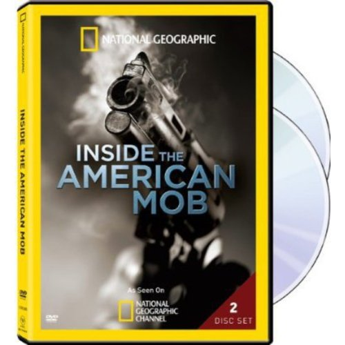 National Geographic: Inside The American Mob (Widescreen)