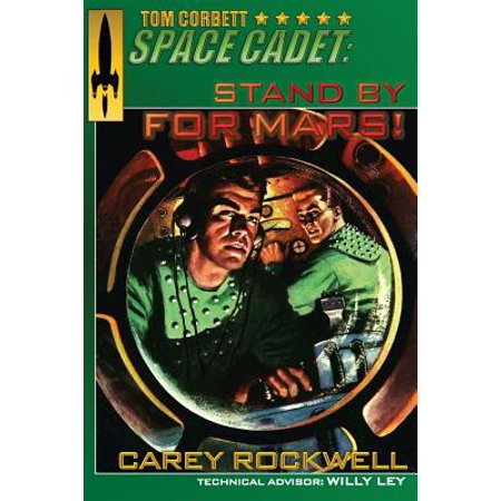 Tom Corbett, Space Cadet : Stand by for Mars!