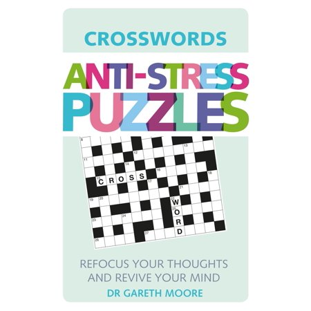 Anti-Stress Puzzles: Crosswords
