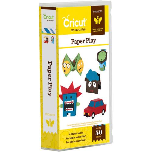 Provo Craft Cricut Project Shape Cartridge, Paper Play