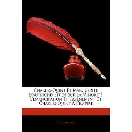 Charles-Quint Et Marguerite D'Autriche - image 1 of 1