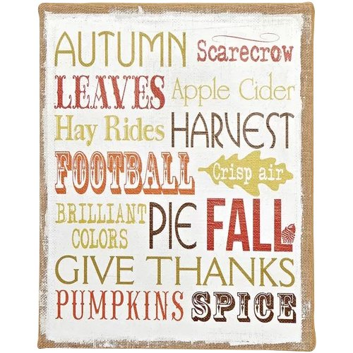 Worth Imports Fall Theme Sign