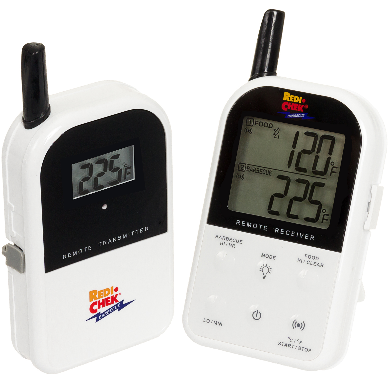 Maverick Wireless Digital Barbecue Smoker Meat Thermometer ET-732