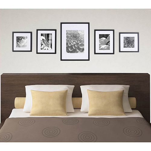 Pinnacle Gallery Perfect 5-Piece Wall Frame Kit