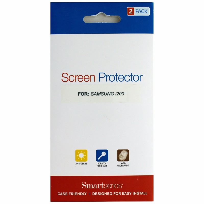Smartseries 2-pack Screen Protector for Samsung i200 Galaxy Stellar