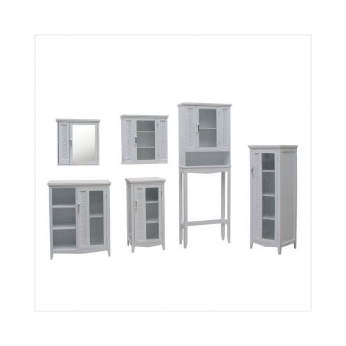 Bundle-65 Elegant Home Fashions Greek Key Bathroom Set (3 Pieces)
