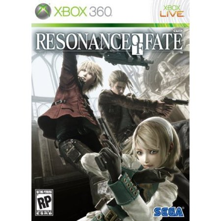 Sega Resonance Of Fate Role Playing Game - Xbox 360 (68039)