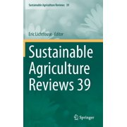 Sustainable Agriculture Reviews: Sustainable Agriculture Reviews 39 (Hardcover)